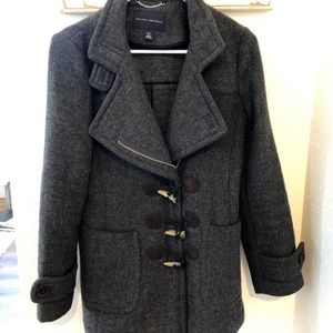 Wool Banana Republic Coat Size XS